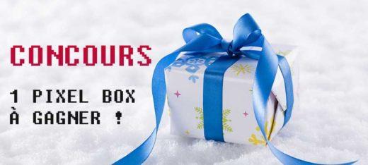 Concours - Une box de goodies geek à gagner