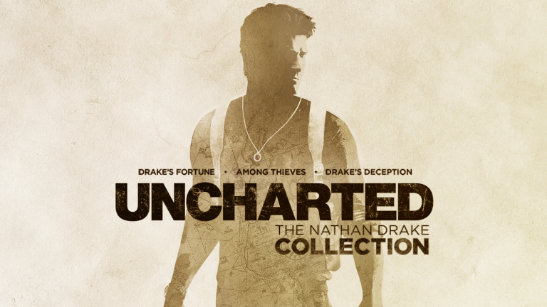 Commander Uncharted - The Nathan Drake Collection