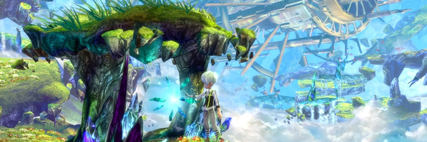Exist Archive : The Other Side of the sky sur PS4 et Vita