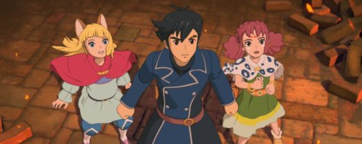 Ni no kuni 2 sur PS4 - Level-5 et Ghibli
