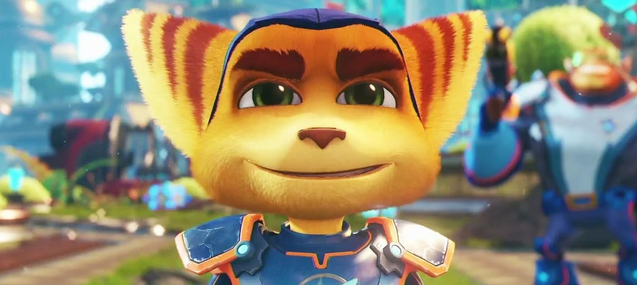 Ratchet & Clank sur PS4 - Vidéo de gameplay