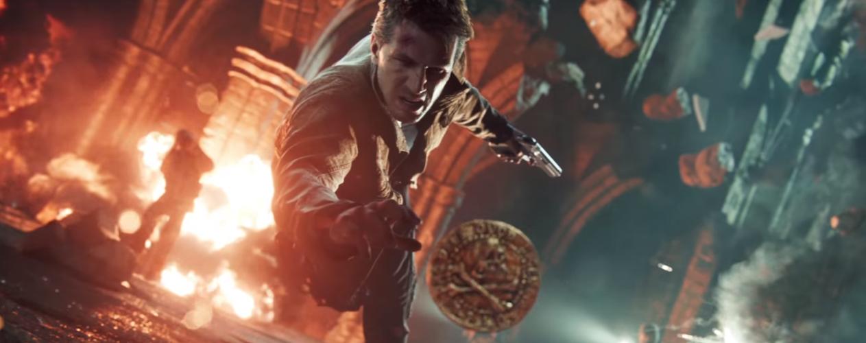 Uncharted 4 - 18 mars 2016 sur PS4 - Pub