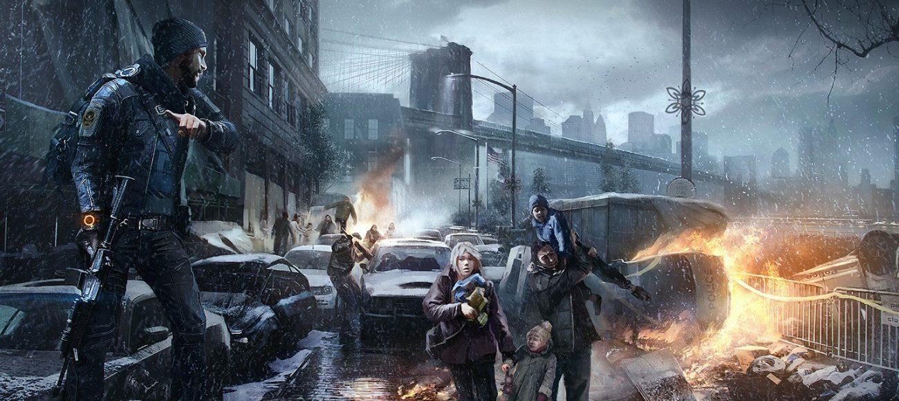 The Division - Ubisoft, nouveau trailer de gameplay