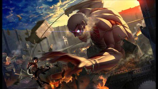 Attack on titan - Trailers