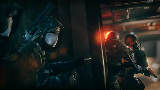 Test de Rainbow Six Siege - R6 PS4