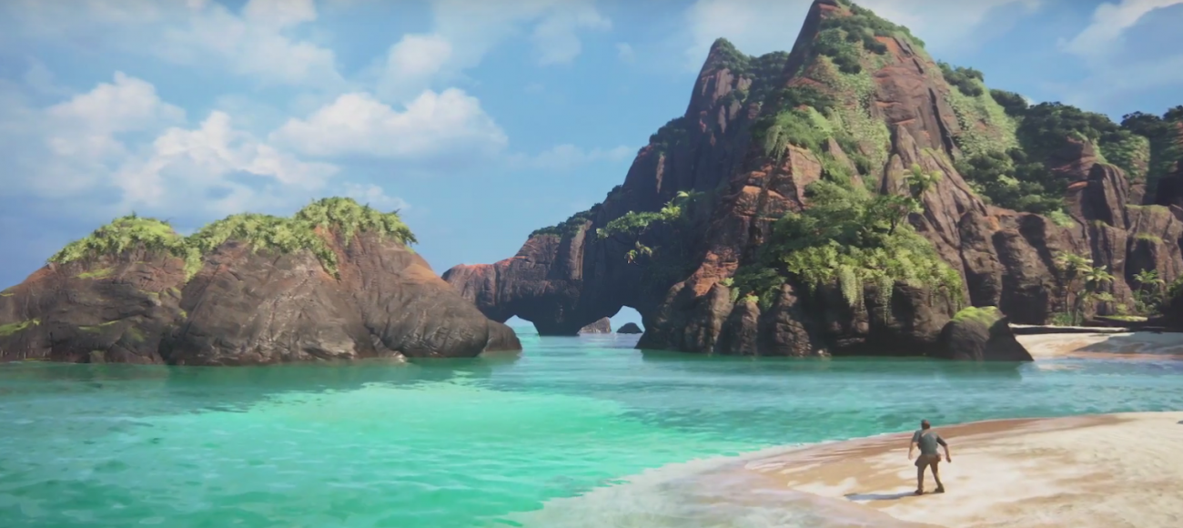 Uncharted 4 PS4 - Story trailer