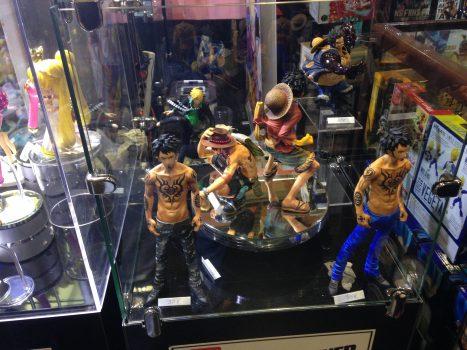 Figurine One Piece, Dragon Ball