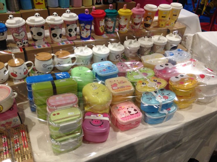 Bento, goodies japonais