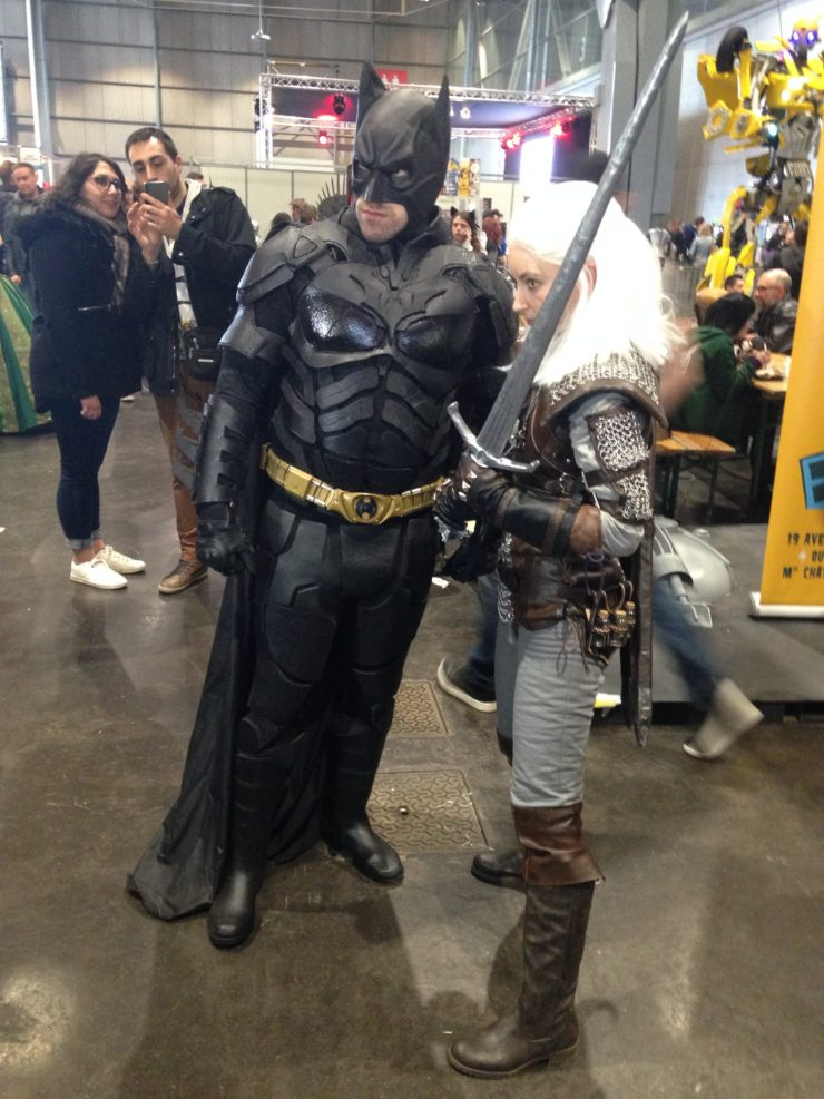 Cosplay Batman