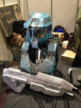 Representation Stargate SG1, Halo, Iron Man, Dark Souls