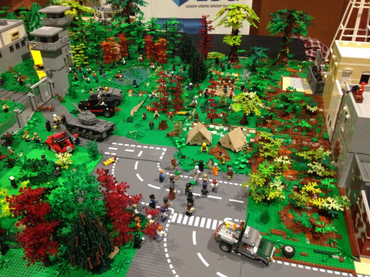 The Walking Dead - Lego
