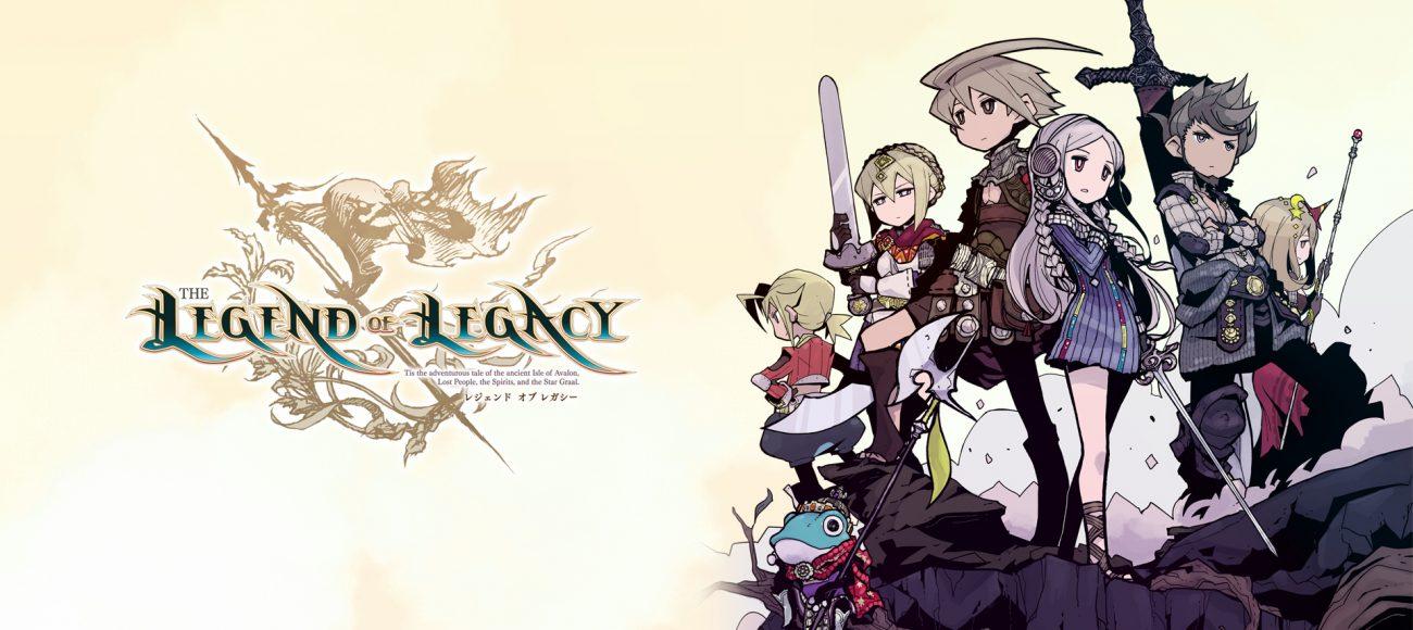 Critique et test de the legend of legacy sur 3DS