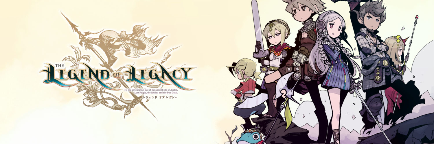 Critique et test de the legend of legacy sur 3DS
