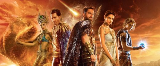 Gods of Egypt - Le film