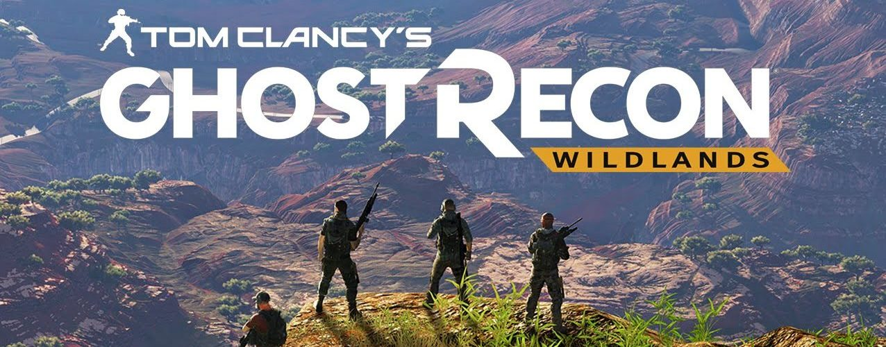 Ghots recon Wildlands Trailer