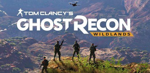 Ghots recon Wildlands Trailer