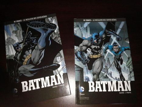 Batman Silence - Comics en 2 Tomes