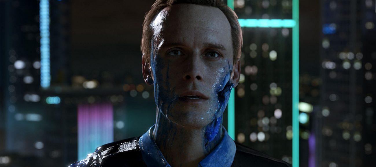Detroid - Quantic Dream // Annonce Conférence PlayStation E3 2016