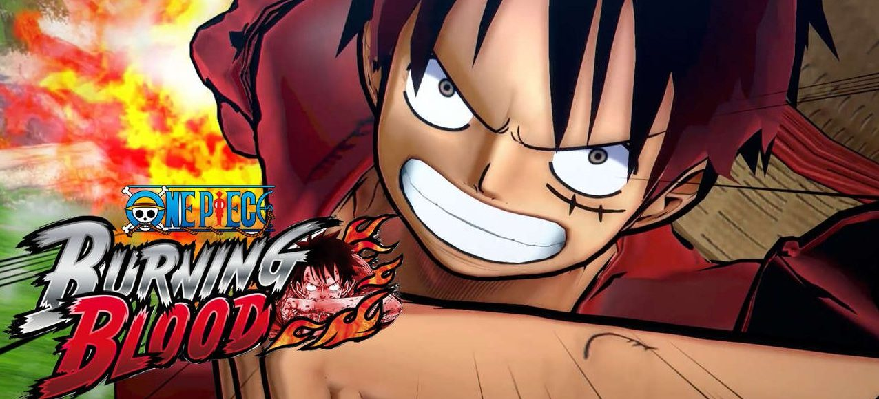 One Piece Burning Blood PS4 Test