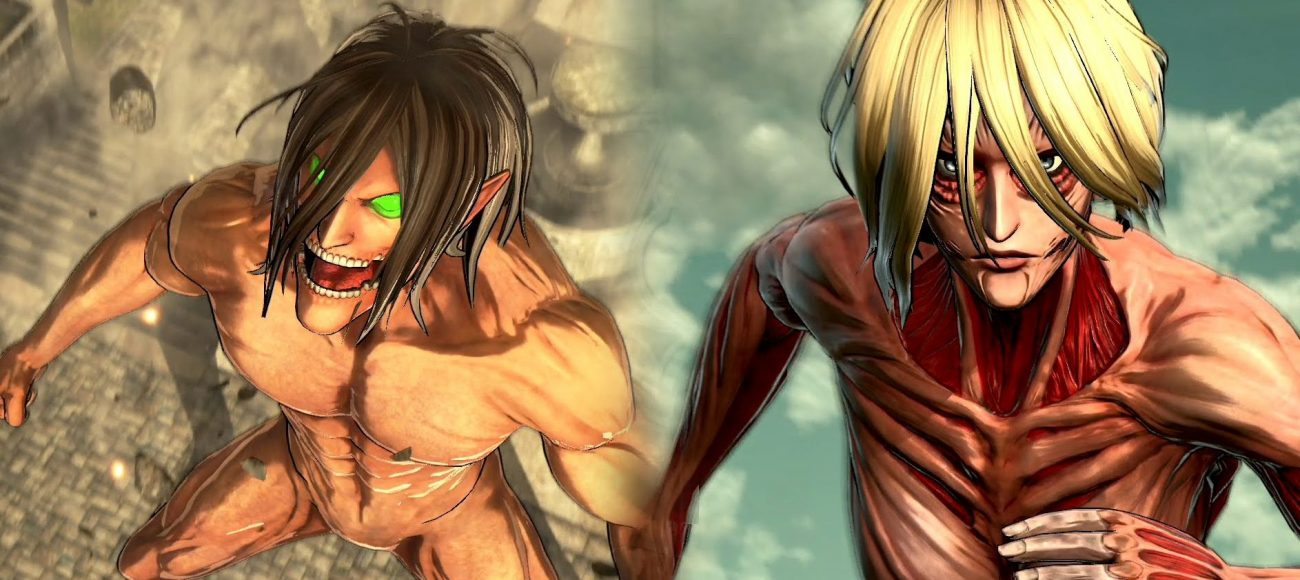 Attack On Titan - Wings of Freedom - Trailer de lancement