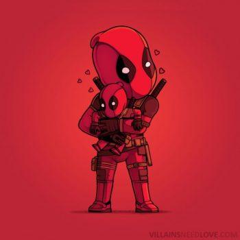 Villains need love - Deadpool