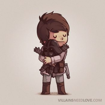 Villains need love - Star Wars