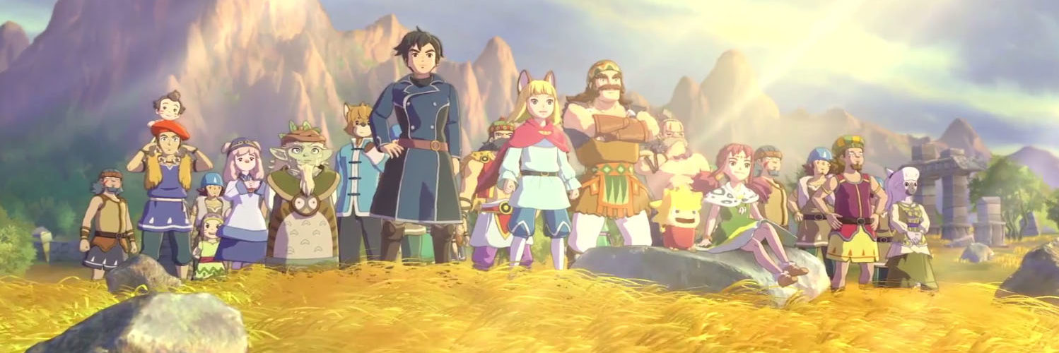 Ni no Kuni II : Revenant Kingdom sur PS4, un trailer