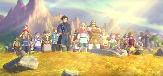 Ni no Kuni II : Revenant Kingdom sur PS4, un trailer