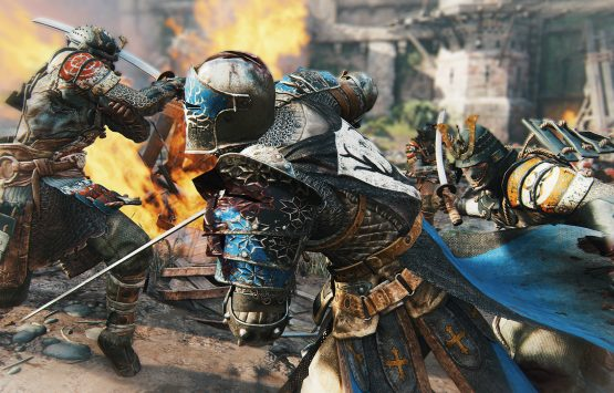 For Honor, vidéo immersive en 360°