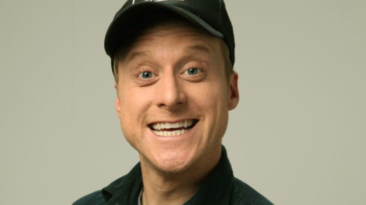 Alan Tudyk Powerless