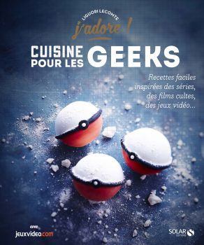 Livre Cuisine pour les Geeks