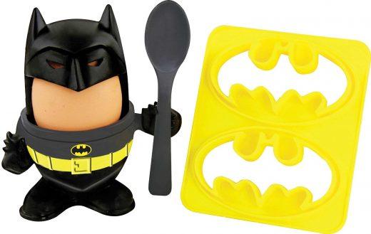 Coquetier et Emporte Pièce Batman