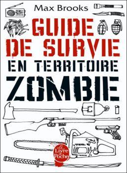 Livre Guide de survie en territoire zombie