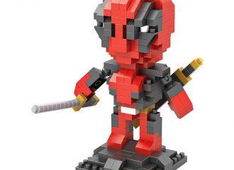 Nanoblock Deadpool