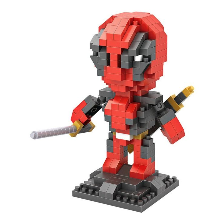 Nanoblock Deadpool