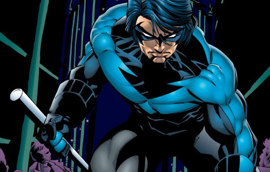 DC Comics - Nightwing de l'univers Batman en film, au cinéma