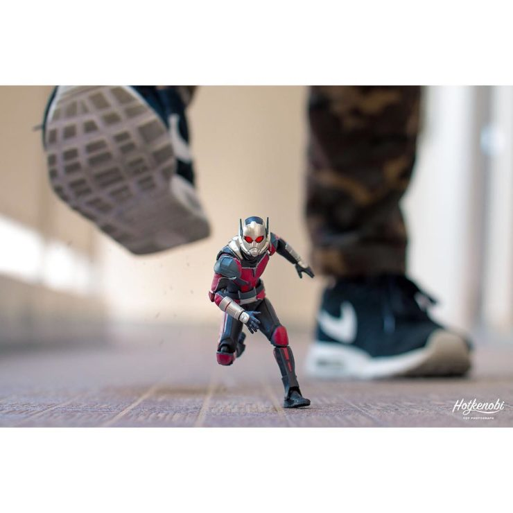 Figurine Antman Art