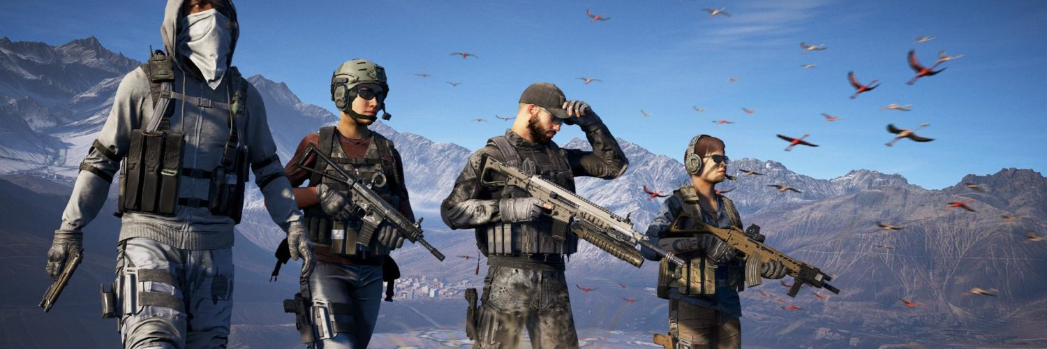 Ghost Recon Wildlands, avis