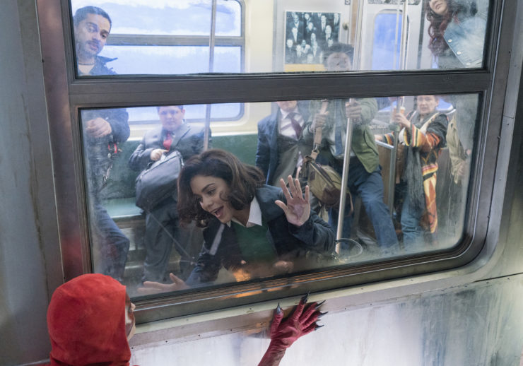 Powerless - La série DC Comics, Wayne Security