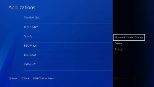 Tuto PS4 - Déplacer ses données sur son disque dur externe