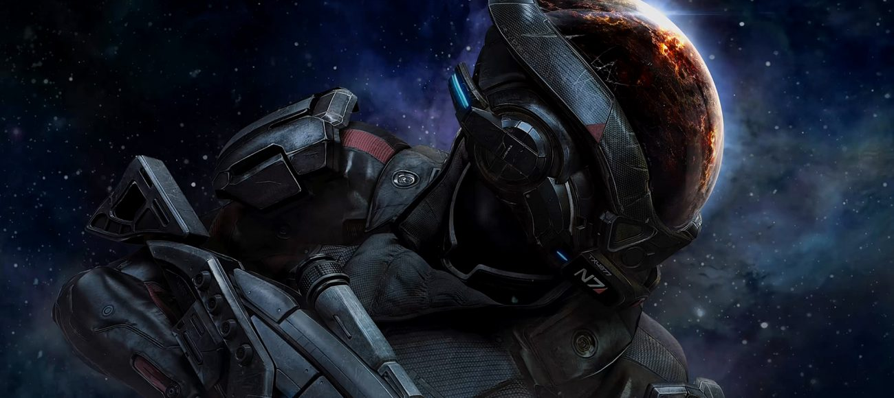 Mass Effect Andromeda Trailer de lancement