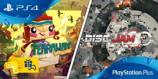 Jeux gratuits PS Plus mars 2017