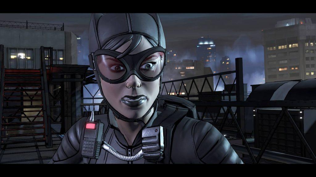 Batman : The Telltale Series - Combat Batman & Catwoman
