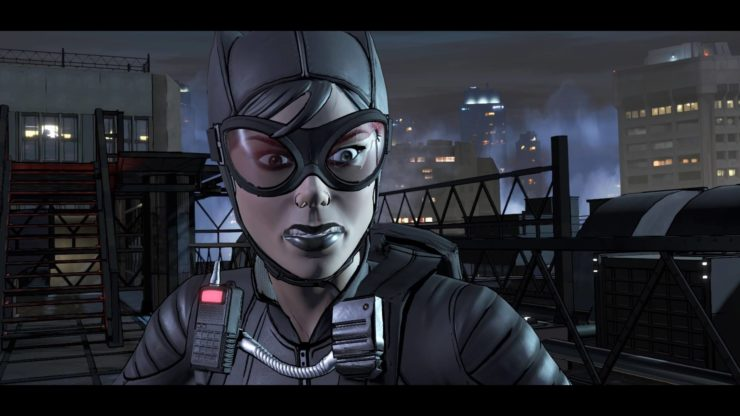 Batman : The Telltale Series - Combat Batman & Catwoman