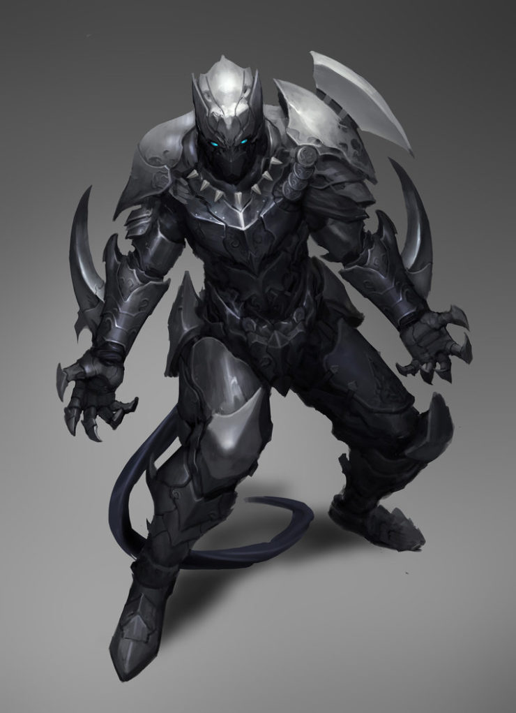 Black Panther Redesigned
