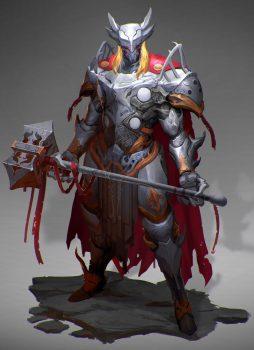 Thor redesigned