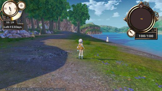 Atelier Firis Gameplay
