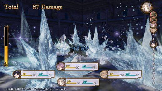 Atelier Firis Gameplay Combat
