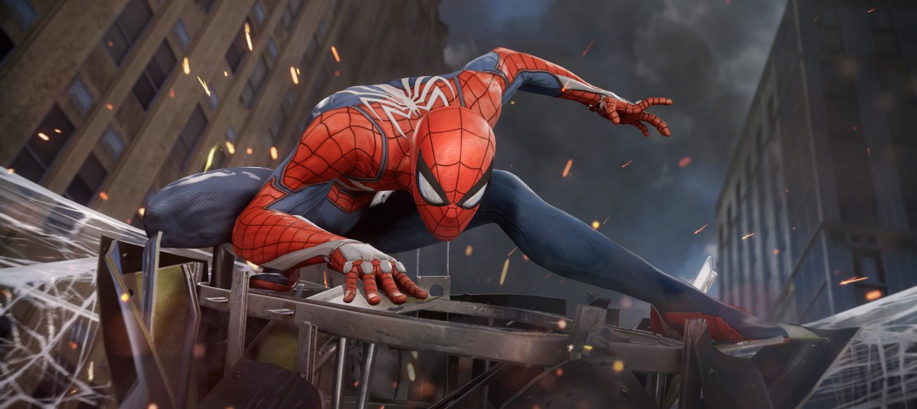 Spider-Man PS4 E3 Trailer - Insomniac Games