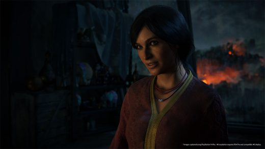 Uncharted The Lost Legacy E3 Trailer